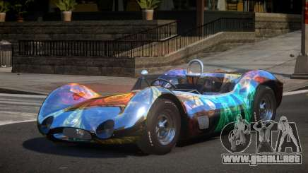Maserati Tipo 60 US PJ8 para GTA 4