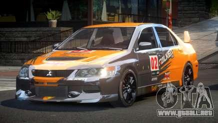 Mitsubishi LE IX S5 para GTA 4