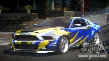 Shelby GT500 GS-U S10 para GTA 4
