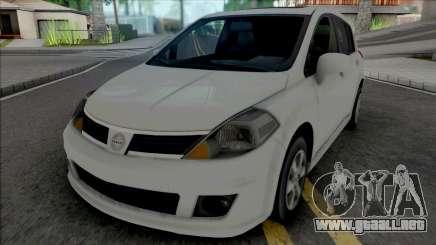 Nissan Versa SL para GTA San Andreas