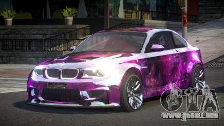 BMW 1M E82 GT-U S2 para GTA 4