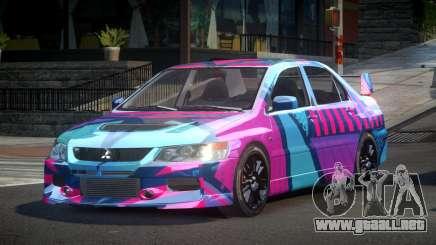 Mitsubishi LE IX S9 para GTA 4