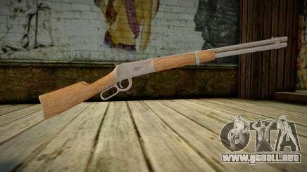 Quality Rifle para GTA San Andreas
