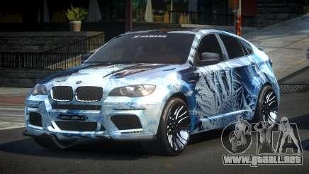 BMW X6 PS-I S3 para GTA 4
