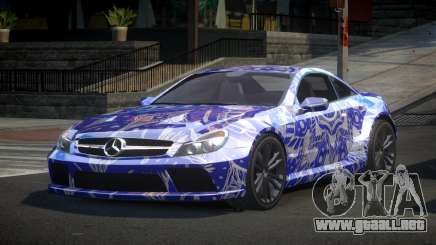 Mercedes-Benz SL65 U-Style PJ9 para GTA 4