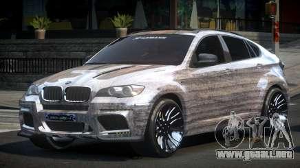 BMW X6 PS-I S9 para GTA 4