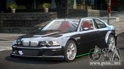 BMW M3 E46 G-Tuning para GTA 4