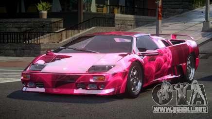 Lamborghini Diablo U-Style S3 para GTA 4
