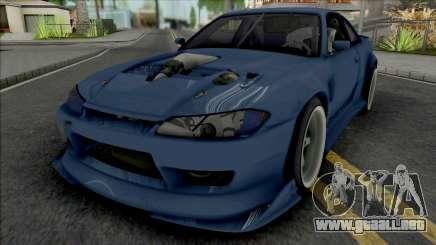 Nissan Silvia S14 Tuning para GTA San Andreas