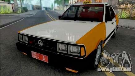 Volkswagen Passat LSE 1987 Old Iraqi Taxi para GTA San Andreas