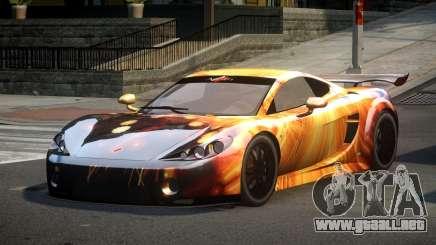 Ascari A10 U-Style S3 para GTA 4