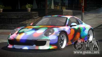 Porsche Carrera GT-U S9 para GTA 4