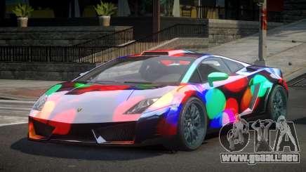 Lamborghini Gallardo GS Qz S5 para GTA 4