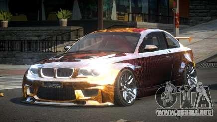 BMW 1M E82 GT-U S1 para GTA 4