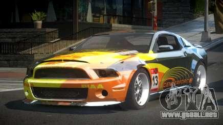Shelby GT500 GS-U S8 para GTA 4