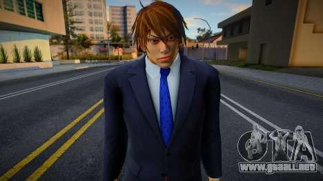 Shin Kamiya Tekken Blood Vengeance v3 para GTA San Andreas