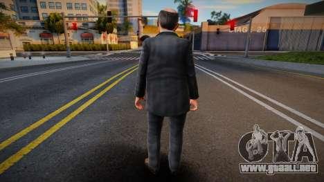 Dead Or Alive 5 - Train Man 2 para GTA San Andreas