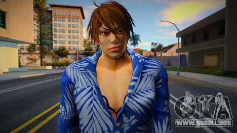 Shin Kamiya Tekken Blood Vengeance v1 para GTA San Andreas