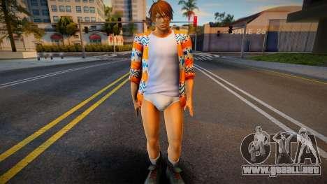 Shin Kamiya Tekken Blood Vengeance v4 para GTA San Andreas