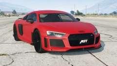Audi R8 V10 ABT 2017〡add-on v1.2a para GTA 5