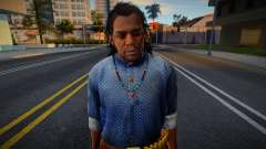 Charles (from RDR2) para GTA San Andreas