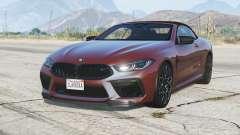 BMW M8 Competition Cabrio (F91) 2019〡add-on v2.0 para GTA 5