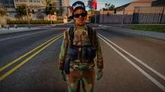 Ryder army para GTA San Andreas