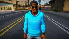 Dead Or Alive 5: Ultimate - Zack 3 para GTA San Andreas