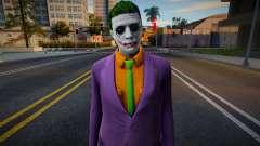 GTA Online Halloween Man skin para GTA San Andreas