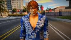 Shin Kamiya Tekken Blood Vengeance v6 para GTA San Andreas