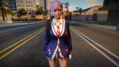 DOAXVV Fiona - Autumn School Wear 2 para GTA San Andreas