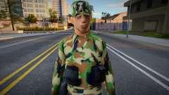 New Army Guy para GTA San Andreas