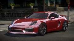 Porsche Cayman GT-U