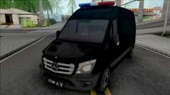 Mercedes-Benz Sprinter 2014 SWAT