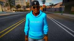 Dead Or Alive 5: Ultimate - Zack 1 para GTA San Andreas