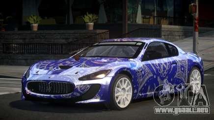 Maserati Gran Turismo US PJ9 para GTA 4