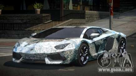 Lamborghini Aventador PS-R S8 para GTA 4