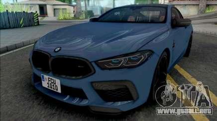 BMW M8 Competition 2021 para GTA San Andreas