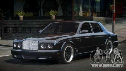 Bentley Arnage Qz para GTA 4