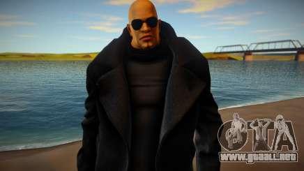 Craig Survival Big Coat 6 para GTA San Andreas