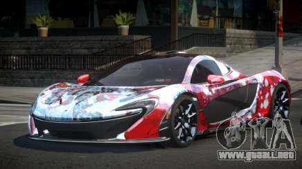 McLaren P1 BS S9 para GTA 4