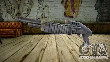 Half Life Opposing Force Weapon 12 para GTA San Andreas