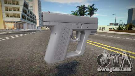 Glock Blaster para GTA San Andreas
