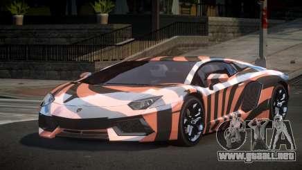Lamborghini Aventador PS-R S5 para GTA 4