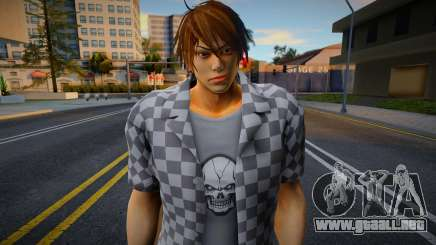 Shin Casual Tekken (Bad Boy 1) para GTA San Andreas