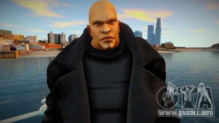Craig Survival Big Coat 5 para GTA San Andreas