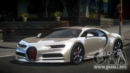 Bugatti Chiron Qz para GTA 4