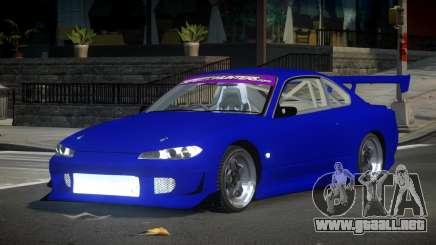 Nissan Silvia S15 Zq para GTA 4