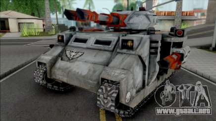 White Scars Predator Annihilator para GTA San Andreas