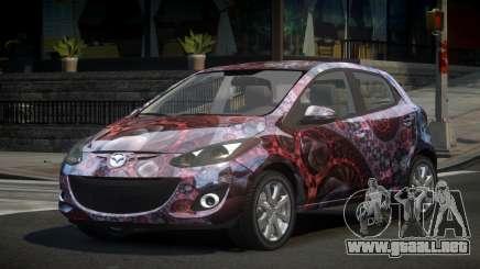 Mazda 2 U-Style S2 para GTA 4